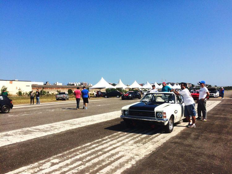Opala Impala Chevy Drag Racing Car Cars Racing