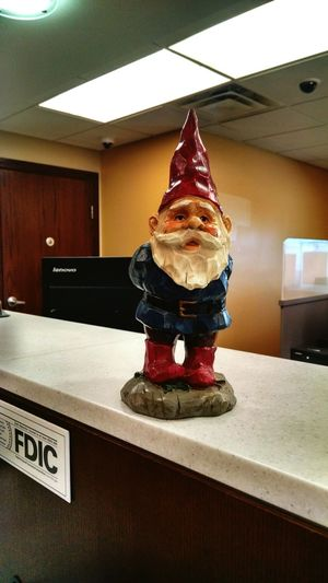 The Traveling Gnome Bank Run Work Flow