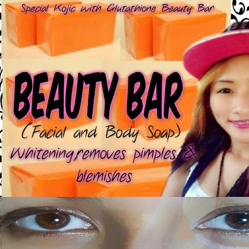 Our new soap label Thanks Mrs. Chu Powefull