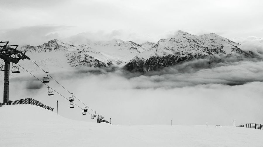 Mountains Mountain_collection Mountain View Monochrome Blackandwhite Photography Skiing Winterscapes Winter Winter Wonderland Winter_collection Snow Snow Nature Photography Switzerland The Great Outdoors - 2016 EyeEm Awards