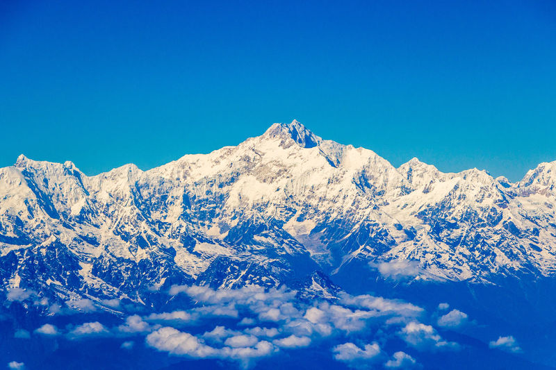 From Above  Himalayas Aerial Aerial Photography Aerial View Beauty In Nature Environment Everest From An Airplane Window Mountain Mountain Peak Mountain Range Nature No People Outdoors Sky Snow Snowcapped Mountain Tranquil Scene
