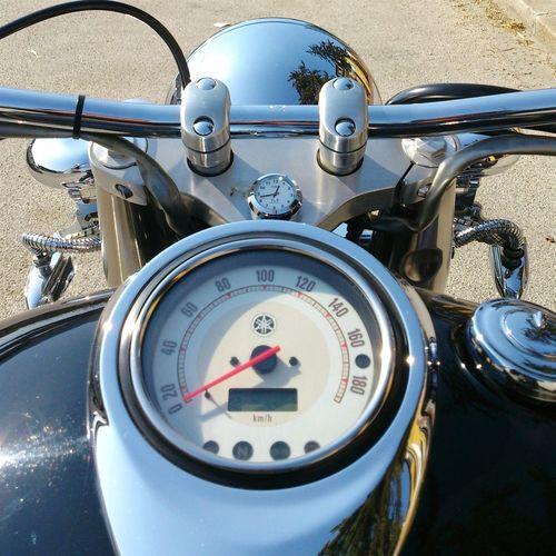 Tacho Motorcycles Amaturen Motorrad März2015 Scheinwerfer