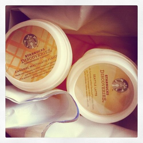 Mjam! #starbucks #discoveries Starbucks Discoveries