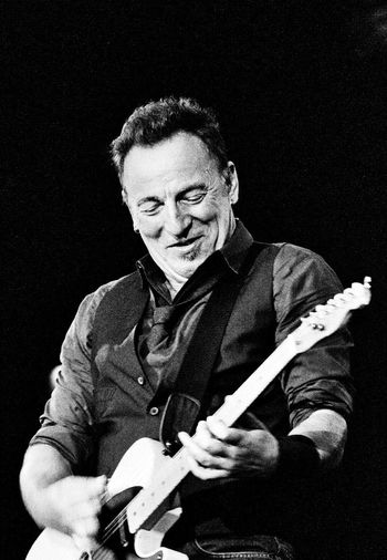 Bruce Springsteen Roskilde Festival Leroe24fotos.com