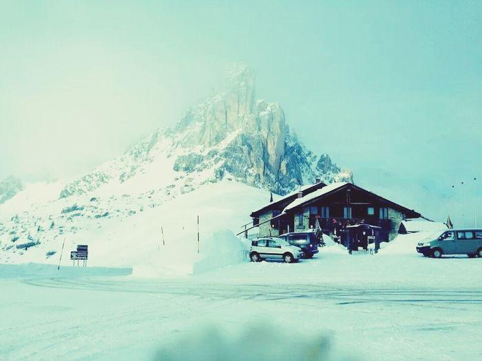 Happiness Winter Cortina D'Ampezzo Snow