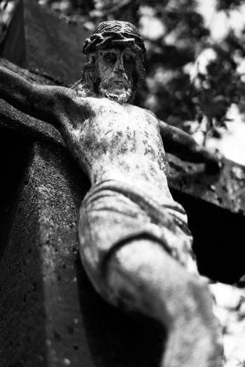 cemetery memories Jesus Christ Cross Graveyard Graveyard Beauty Tombstone Cemetery Cemetery Memories Bokeh depth of field Black And White Monochrome Lucky's Monochrome Monoart Tranquility Perspective Sadness Melancholy Light And Shadow Scenics Despair Mood Lucky's Mood Lucky's Memories Close-up