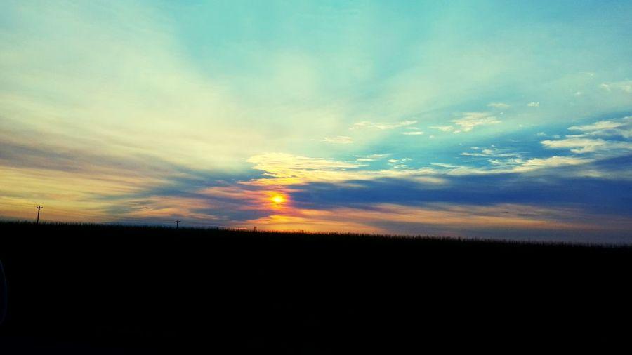Nebraska Skies First Eyeem Photo