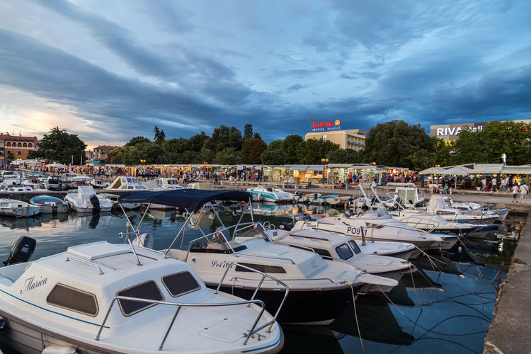 Poreč marina at dusk... Beautiful Sky Croatia Croatian Coast Harbor Marina Moored Boats Porec, Croatia Poreč Harbour Poreč Marina Poreč Town Yachts Beautiful Skies Boat Boats Cloud - Sky Croatian Landscape Dusk Moored Nautical Vessel Night Sky Outdoors Porec Sky Water Yacht