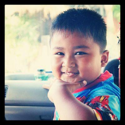 Cute little Thai buddy