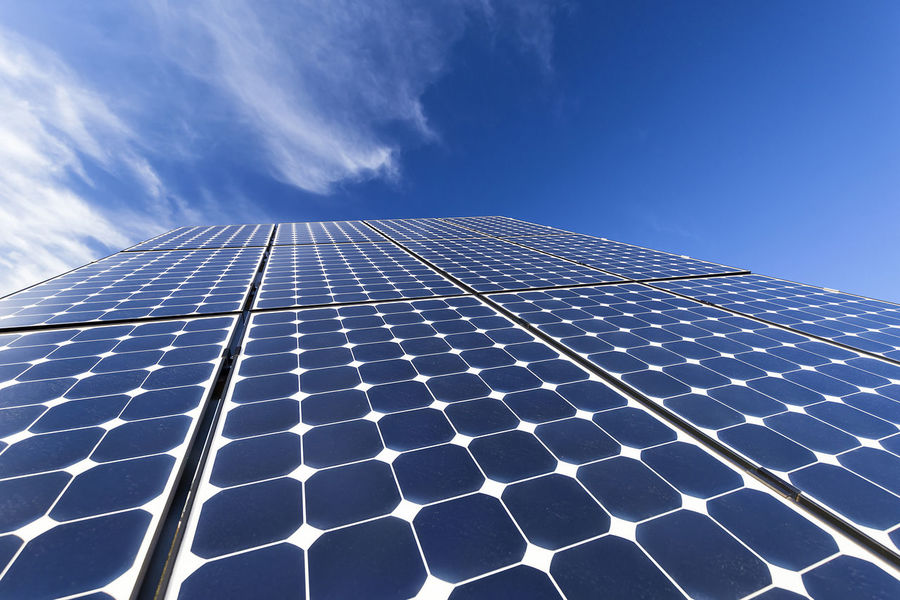 Solar photovoltaic cells Alternative Energy Contemporary Current Day Electricity  Energy Fuel And Power Generation Industry No People Outdoors Power Station Sky Solar Solar Energy Solar Energy Plant Solar Equipment Solar Panel Solar Panel Solar Panels Solar Power Solar Power Station Solar System Station Sun Technology