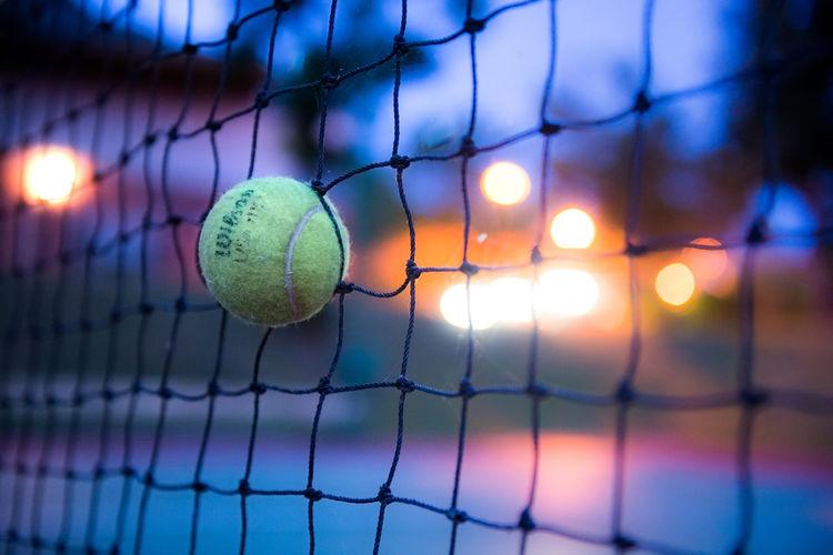 Ball Beach Volleyball Close-up Court Day Focus On Foreground Nature Net - Sports Equipment No People Outdoors Racket Sport Sky Sport Sunset Tennis Tennis Ball