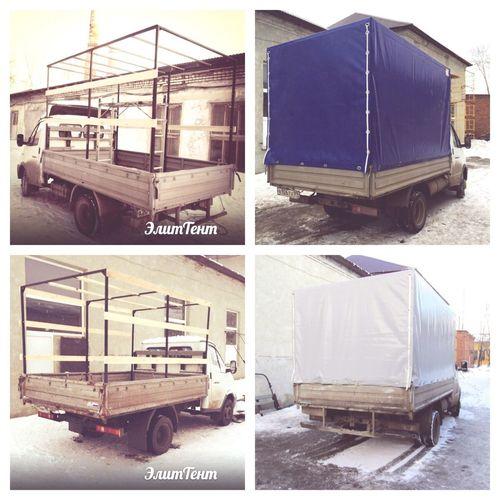 Производственная компания ЭлитТент изготовит для вас тент и каркас на грузовой автомобиль ЭлитТент Екатеринбург газель новости First Eyeem Photo
