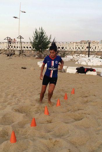 Beach Sport Summer