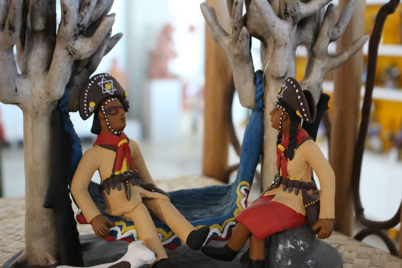 Lampião e Maria Bonita Local Culture Two People Statue Details Textures And Shapes Giftshop Colors Of Brasil Art Deco ArtWork Simplicity Art Gallery Braziliangallery Exploring Brazil Colorsoflife Brazilian Gallery Handicraft Work Handicraft Art And Craft Artcraft Decoration Decor Dofaddicts Details Doffever Figurine  Cultures Handmade For You