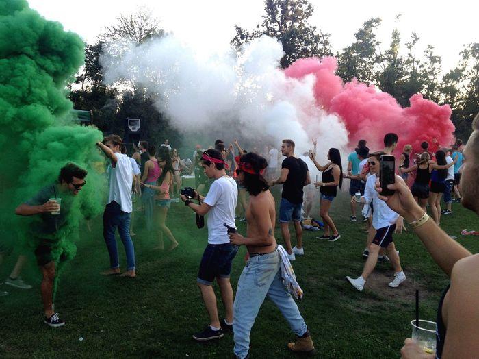 Budapest Party Summer Citymatine
