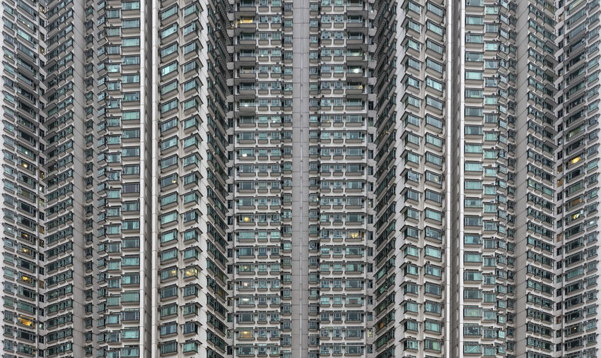 Tung Chung Architecture Building Exterior City Building Built Structure Apartment Tall - High Full Frame Skyscraper Crowded People Cityscape Outdoors Crowd Modern Hong Kong Tung Chung Www.pwmfoto.com Patrik Wennerlund