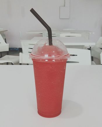 Drinking time 😂 Drinking Watermelon Juice Drinking Juice Fruit Delicious Yummy Sweet Happy Enjoy Drinking