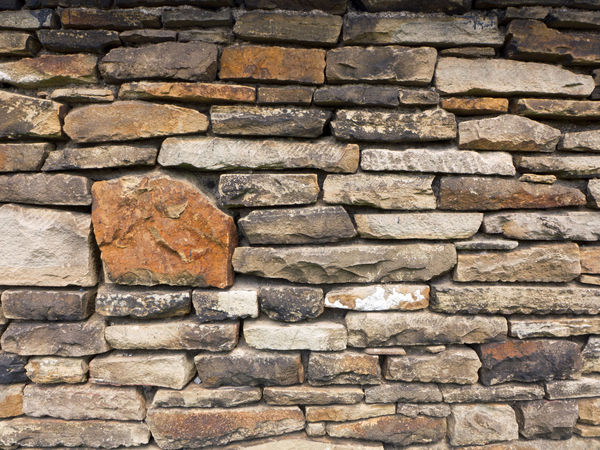 Brick Wall Wall Wall Art Architecture Backgrounds Brick Brick Wall Building Exterior Built Structure Close-up Construction Material Day History Large Group Of Objects No People Outdoors Quarry Rock Quarrystone Rock - Object Stone Material Textured