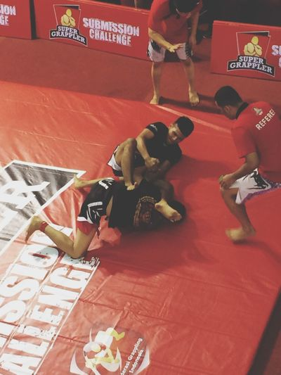 Submission challange, one of the biggest event in indonesian MMA Grappling Submission Djarum