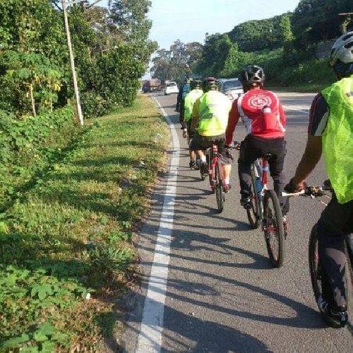 Touring PD  Ampang Highway Pongeh