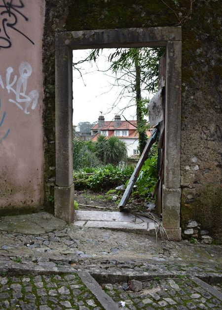 Door to? Abandoned And Beautiful Abandoned Buildings Abondoned Architecture Building Exterior Built Structure Door
