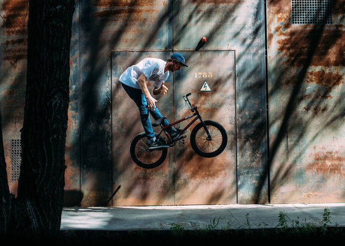 On Your Bike The Action Photographer - 2015 EyeEm Awards Capture The Moment Celebrate Your Ride
