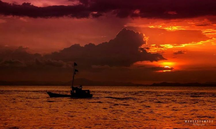 Puntarenas Costarica Sunset Photography