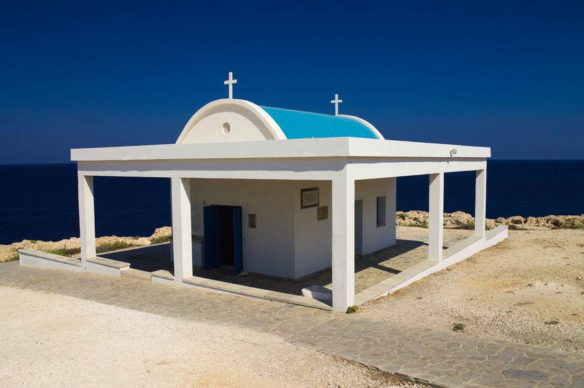 Architecture Canon Cape Greco Church Clear Sky Digital Photography Eos1100D