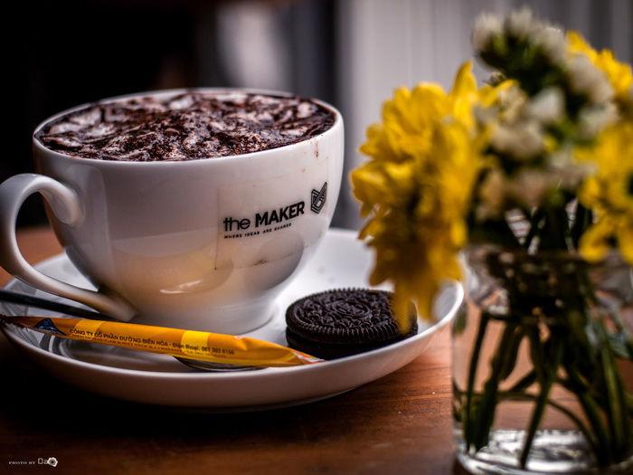 Mỗi ngày một ý nghĩa. Art ArtWork Chocolate Coffee - Drink Coffee Cup Cool Popular Photos Potrait September