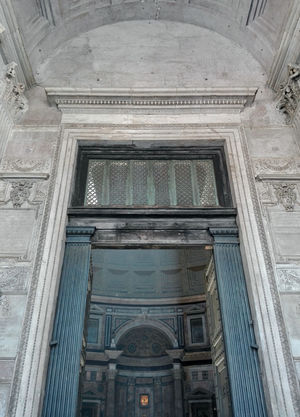 Agrippa Pantheon Agripa Architecture Built Structure Day Door History Low Angle View No People Outdoors Travel Destinations