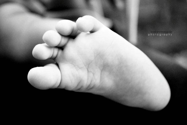 Baby Foot Focus