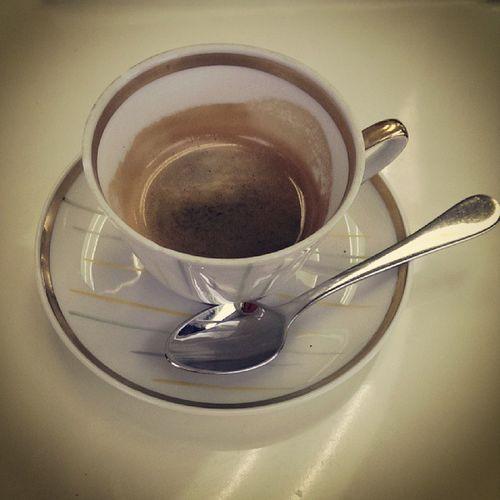 Der Espresso mit der Goldkante