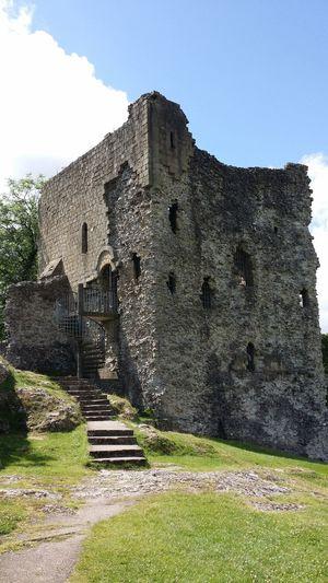Peveril Castle, Castleton Ancient Civilization Pyramid Old Ruin Ancient History Castle Archaeology The Past City Sky