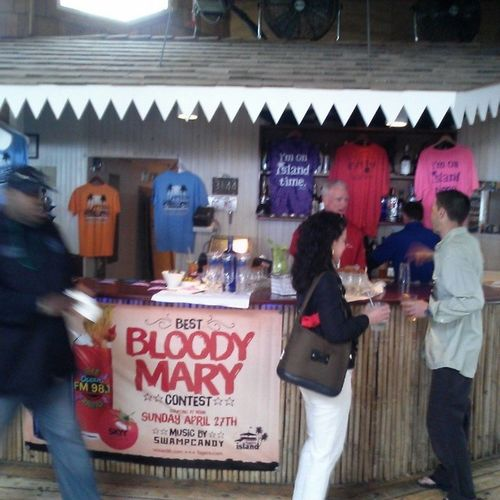 @fagersisland Ocean98bloody contest is tastier than ever before Ocmd