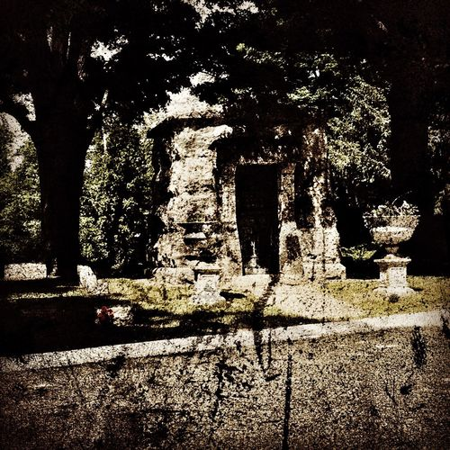Last house...... IPhoneography Hidden Gems  Beautiful old cemetery in Hastings, MI