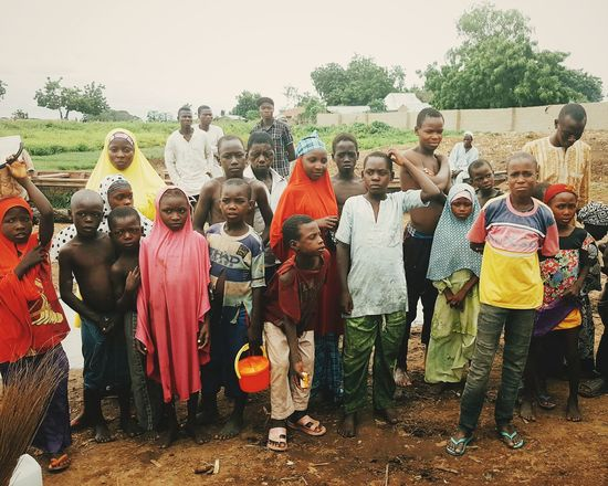 Group Of People Children Photography Childhood Memories Children Of The World Child Photography Children's Portraits Northern Nigeria Africa Day To Day