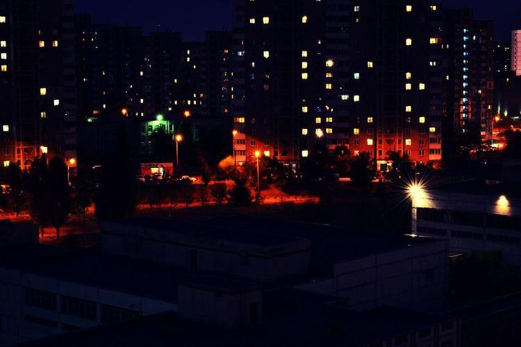 ніч на дворі