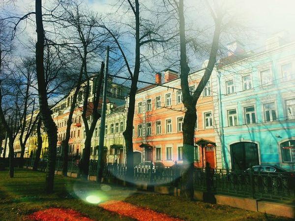 I love my city. Moscow City Citysights Ilovemoscow  Москва Трубная First Eyeem Photo
