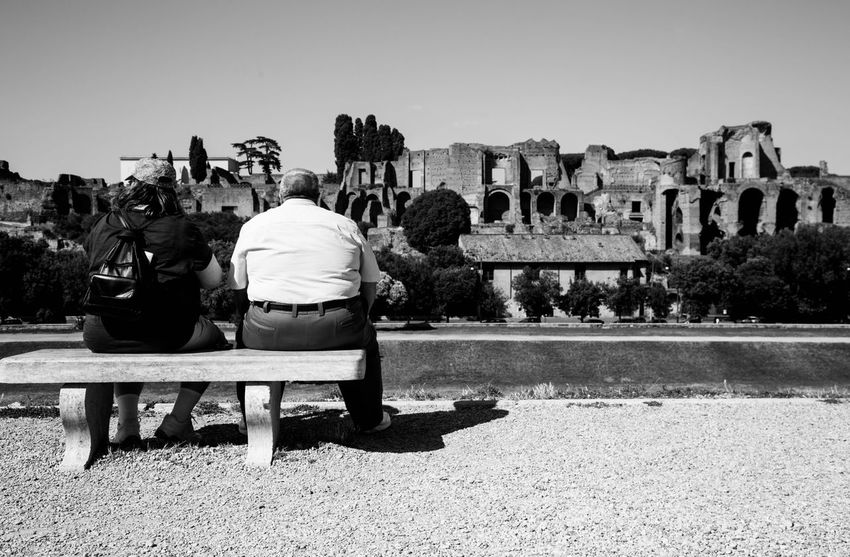 The rome with love Rome Blackandwhite Streetphotography Landscape