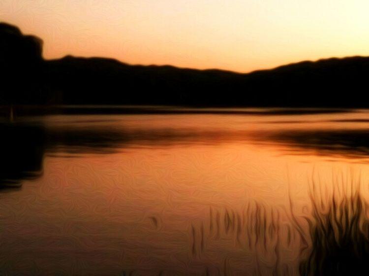 Lake View Lakeside Lakesunset Indiana Sunset Streamzoofamily Water Reflections Relaxing Sunsetreflections Lakeshore Darkness And Light Lakelandscape Summer2016 Snapseed Superphoto 43GoldenMoments Showcase July