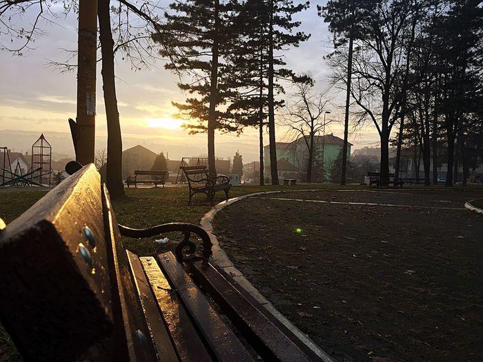 Park Gornji_grad_lazarevac