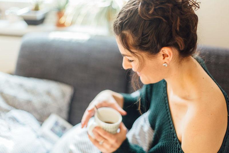 Bathrobe Bed Blogger Bloggerlife Breakfast Breakfast In Bed Coffee Couch Enjoy Enjoying Life Home Office Laptop Living Living Room Morning Morning Light Pijama Reading Sun Sunlight Tea Using Laptop Woman Work Working