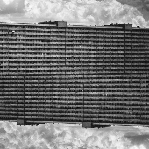 Architecture Modernism Katowice Concrete Abstract Cloud - Sky Architecture_collection The Week On EyeEem Block The Architect - 2018 EyeEm Awards