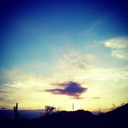 Instagramaz Instasunrise Instadesert Glendaleaz Igarizona Desertlivin Silhouette Cactus Insta_pick_skyart Instasky Goodmorning Arizona Arizonahighways @arizonaskies @ibeautyofnature @____sun_rise_earth_____ @instagram Igersphx Cloudporn Skyporn