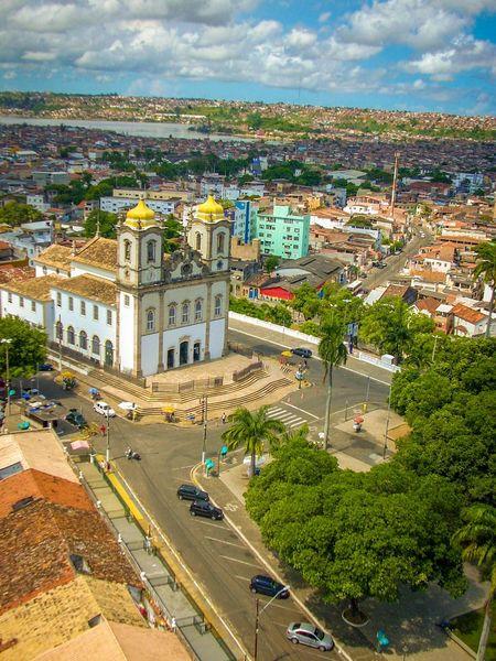 Igreja Nosso Senhor do Bonfim, Salvador - Bahia - Brasil Igreja Bahia/brazil Salvador Bahia Brazil Church Catolic Church Igreja Do Bonfim