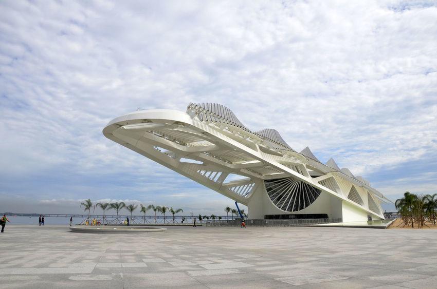Alexandre Macieira Architecture Brasil Brazil Modern Modern Architecture Museu Do Amanhã Museum Porto Maravilha Praça Mauá Rio Rio De Janeiro Santiago Calatrava Tourism Turismo