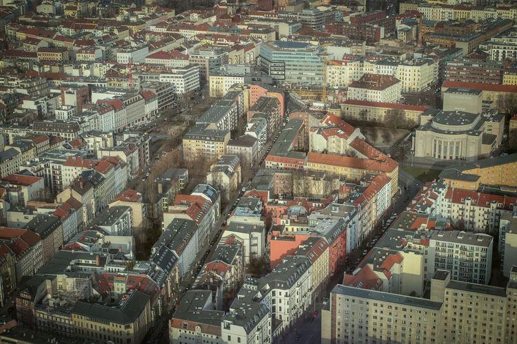 Berlin. Sonnige