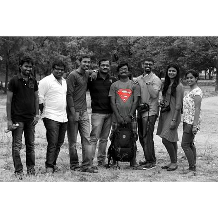 A glimpse from the past InstameetHyderabad4 InstaWalk shared with Hangout Friends timePass explore fun latergram