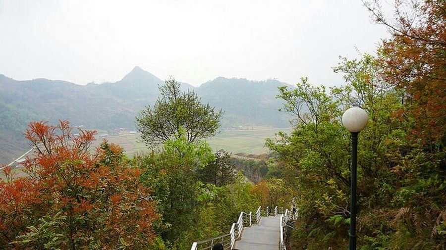Travelling Landscape Nature_collection Tourist_spot Scenery Shots On The Road Hà Giang Mountain View Supernormal Vietnam