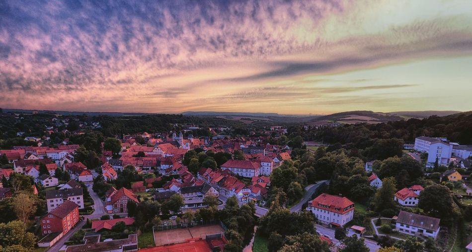 Bad Gandersheim Roswithastadt Gandersheim Gan BadGandersheim Dji DJI Phantom 4 Phantom 4 © MJ ® Battle Of The Cities
